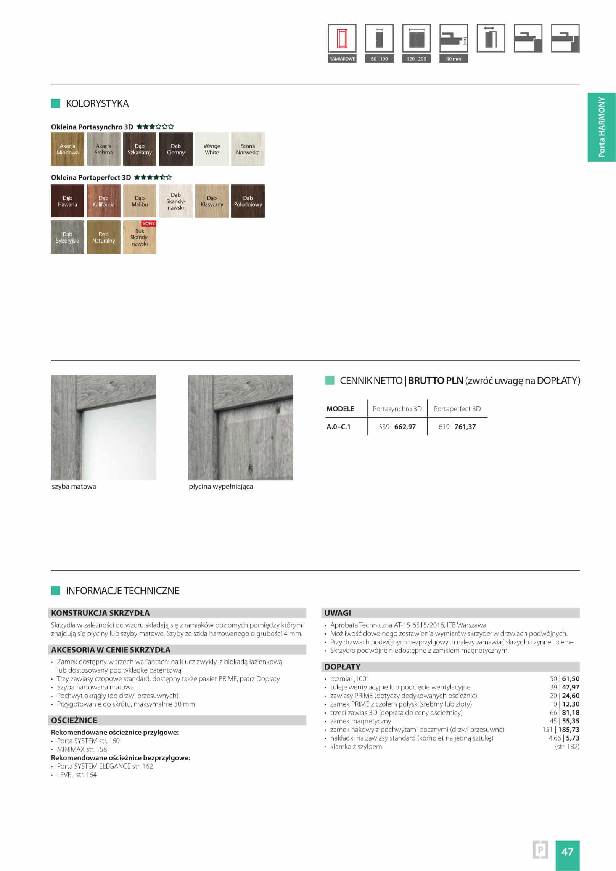 Katalog Porta
